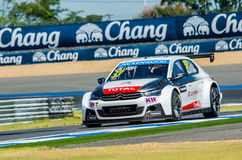2015 FIA World Touring Car Championship Royalty Free Stock Photography