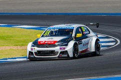 2015 FIA World Touring Car Championship Stock Photos