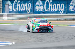 2015 FIA World Touring Car Championship Stock Images