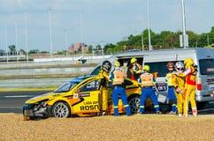 2015 FIA World Touring Car Championship Stock Image