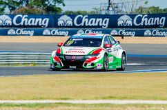 2015 FIA World Touring Car Championship Stock Photography