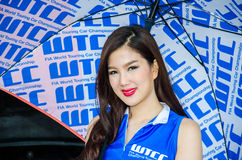 2015 FIA World Touring Car Championship Royalty Free Stock Photos