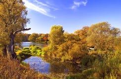 Fiaba di autunno Immagine Stock