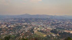 Fianarantsoa Madagascar cityscape Stock Photos