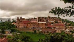 Fianarantsoapanorama stock videobeelden