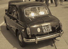 Fiat 1100 Millecento royalty free stock image