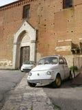 Fiat 500 imagens de stock royalty free