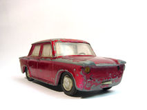 Fiat 1500 (2). Scaled fiat 1500 Royalty Free Stock Photos