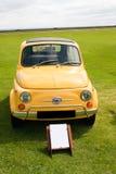 Fiat 1972 500 Lizenzfreie Stockfotos