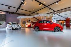 2013 Fiat 500 Royalty-vrije Stock Fotografie