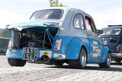 Fiat 500 Royalty-vrije Stock Foto