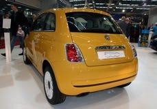 Fiat 500 Imagens de Stock