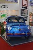 Fiat 500 Imagem de Stock Royalty Free