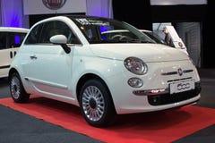 Fiat 500 Fotografia de Stock Royalty Free