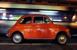 Fiat 500 Arkivfoto