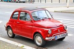Fiat 500 Royalty-vrije Stock Fotografie