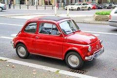 Fiat 500 Stock Fotografie