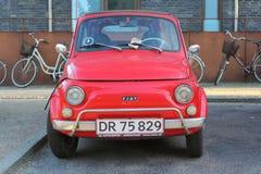 Fiat 500 Stock Foto