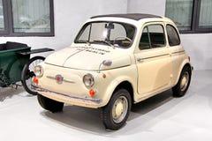 Fiat 500 Image stock