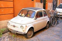 Fiat 500 Stock Afbeeldingen