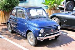 Fiat 500 Royalty-vrije Stock Foto's
