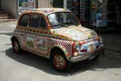 Fiat 500 Stock Image