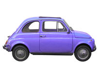 Fiat 500 automobile car Stock Images