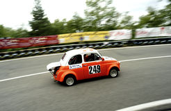 Fiat 500 Giannin 650 NP Royalty-vrije Stock Foto