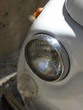 Fiat 500 headlight Royalty Free Stock Photos