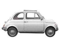 Fiat 500 sixties Italian car Stock Image