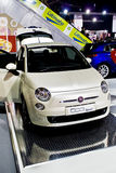 Fiat 500 Sport - MPH. Fiat 500 Sport, a compact 3 Door Hatch. Another entry into the small to medium family commutator Stock Images