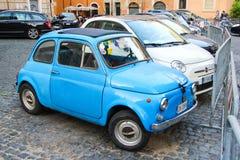 Fiat 500 Stock Afbeelding