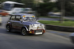 Fiat 600 Abarth Royalty Free Stock Photos