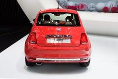 2015 Fiat 500 Royalty-vrije Stock Foto's