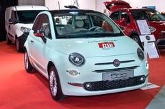 Fiat 500 Stock Foto's