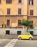 Fiat 500 Fotografia Stock