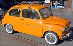 Fiat 600 Fotografie Stock