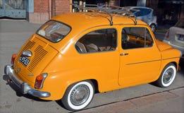 Fiat 600 Royaltyfria Bilder