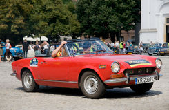 Fiat Fotografie Stock Libere da Diritti