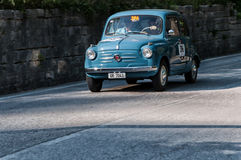 FIAT 600 1955 Stock Foto's