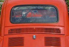 Fiat 500 zdjęcie royalty free