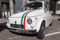 Fiat 500 Images stock