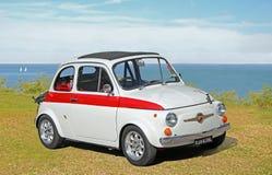 Fiat 695 abarth Fotografering för Bildbyråer