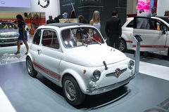 FIAT ABARTH 595 Images stock