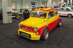 Fiat 500 abarth Stock Foto