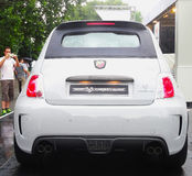 Fiat 595 Abarth Stock Photo