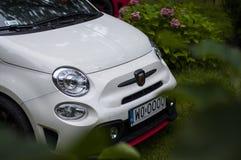 Fiat 500 Abarth Stock Image