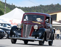 Fiat Balilla 1100 Stock Fotografie