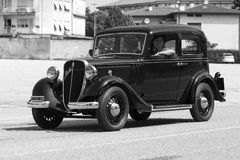 Fiat Balilla Stock Image