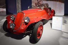 FIAT 508 Balilla sport, år 1933 Royaltyfria Foton